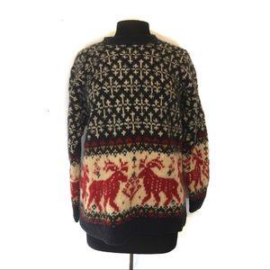Eddie Bauer Women's Vintage Wool Sweater